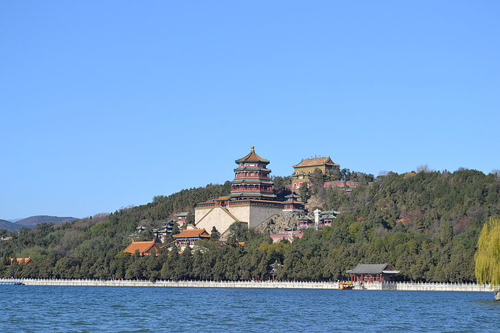 the summer palace, china, beijing