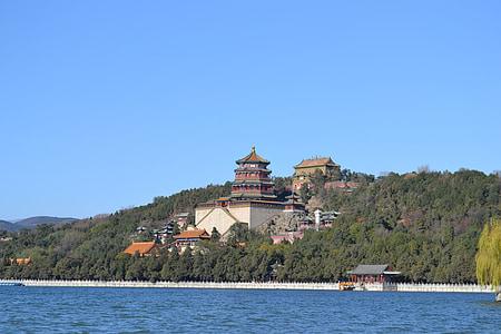 el Palau d'estiu, Xina, Pequín