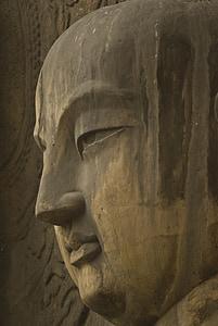 Buda, serenitat, saviesa, meditació, Zen, budisme, Àsia