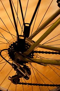 bicikl, kolo, kotači, sportski, biciklom, bicikli, aktivni