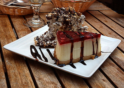 món tráng miệng, kem, Ngọt ngào, nhà bếp, bánh ngọt, thỏa thích, bánh ngọt rán