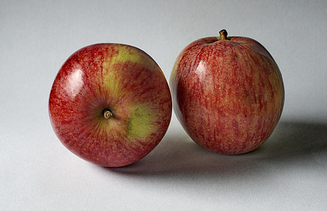 Apple, puu, sügisel värvi, mahlane, maitsev, küps, Sügis