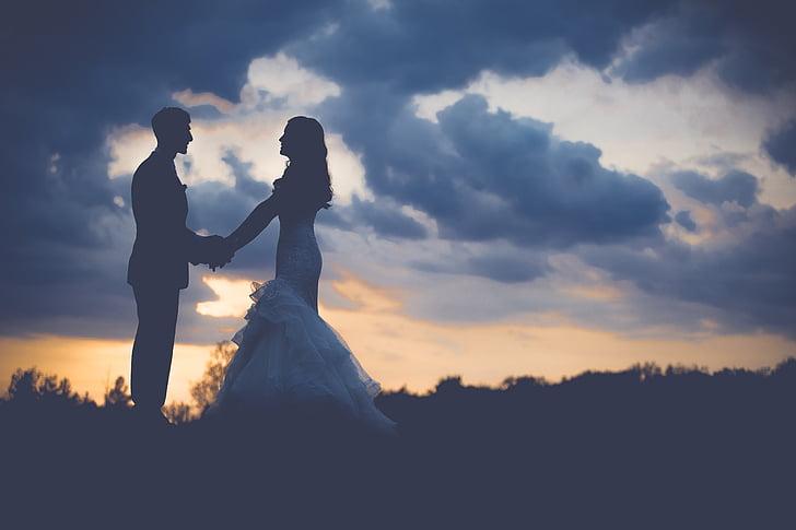 pora, Aušros, Sutemos, meilė, vyras, lauke, žmonės