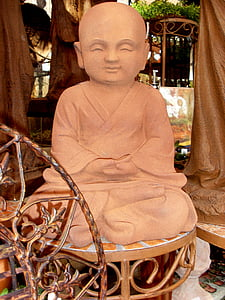 Buda, estàtua, escultura, figura de pedra, Art, figura, budisme