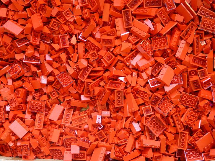 Lego, blocs de construcció, jugar, construir, infantil