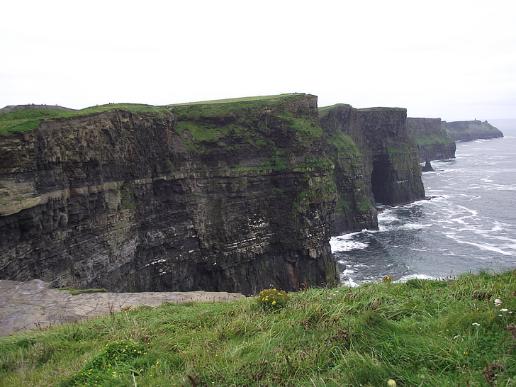 Cliff, Ocean, vatten, Rocks, havet, Rock, klipporna