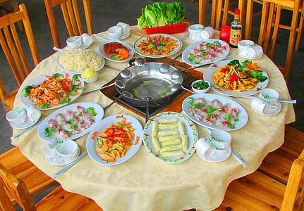 料理の保温器, 食べる, グルメ
