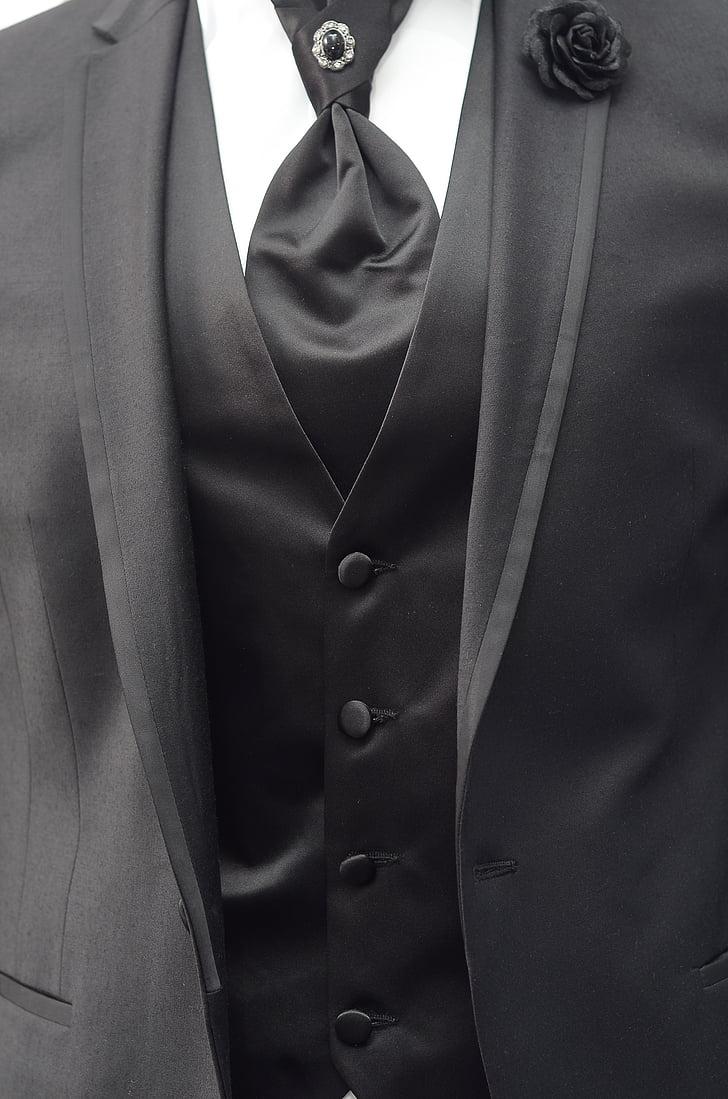 suit, tie, men, formalwear, button down shirt, necktie, jacket