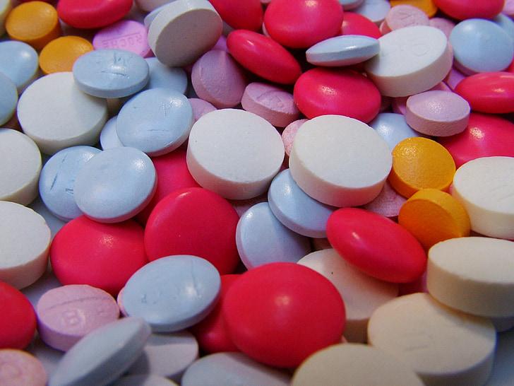 zdravje, medicine, tablet, tablete, zdravstveno varstvo in medicino, tabletke, kapsula