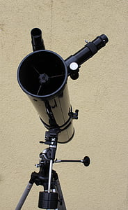 telescope, view, optics, binoculars, distant, watch, distant view