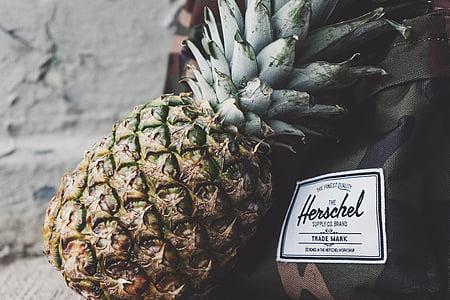 ananas, üretmek, yenilebilir meyve, meyve, Gıda, tatlı, egzotik