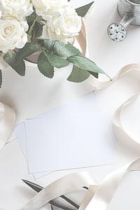 pastkarte, attēls, rāmja, kanva, karte, papīra, tukšs
