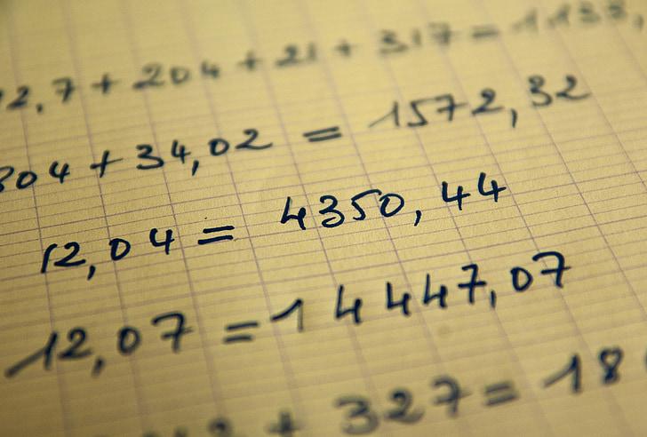 papildymai, skaičiavimai, rezultatas, skaičiai