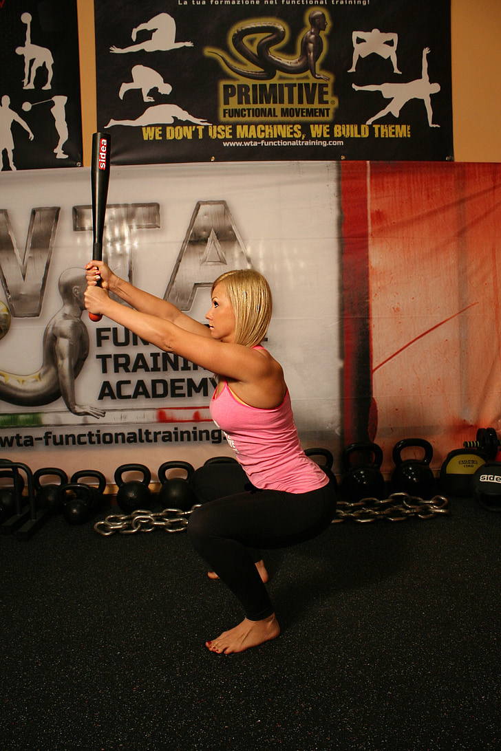 treniņa, sieviete, Sports, apmācības, meitene, sievietes, funkcionālo