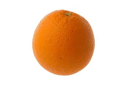 pomarańczowy, owoce, soczysty, owoce, owoców cytrusowych, Orange - owoce, jedzenie