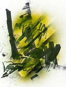 abstrak, Art, fons blanc, fons, blanc, colors