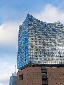 Hamburg, Saksamaa, Elbe philharmonic hall, Vaata lähemalt, Landmark, arhitektuur, Elbe