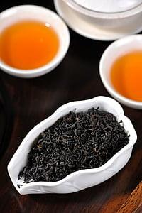 čierny čaj, čaj, šálku čaju