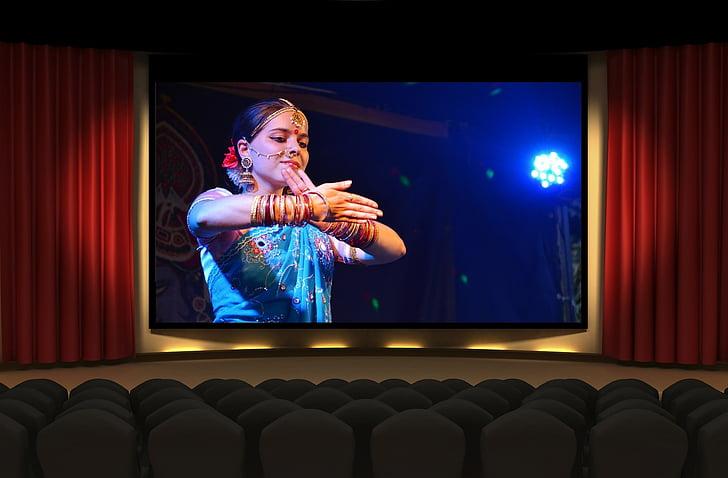 Болливуд, фильм, Кино, Индия, Театр, фильм, женщина