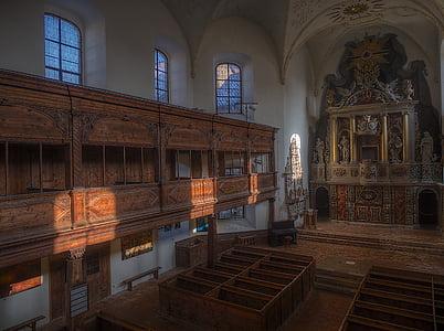Szent Ferenc templom, Quedlinburg, templom, óváros, történelmi óváros, épület, építészet
