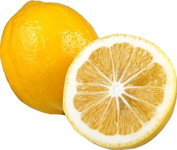 llimona, rodanxes de llimona, fruita, cítrics, llesca, fresc, refrescant