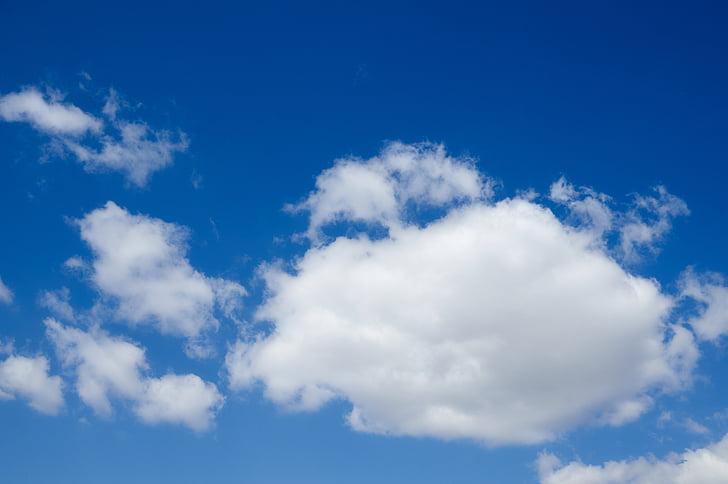 เมฆ, ธรรมชาติ, ท้องฟ้า, ระบบคลาวด์