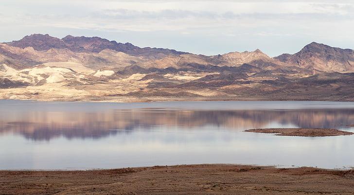 Lake mead, Nevada, Sông Colorado