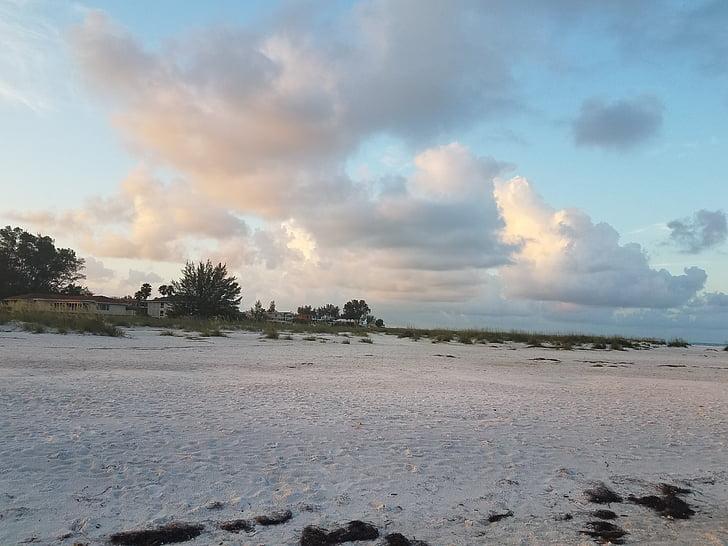 stranden sunrise, stranden, Sand, Shore