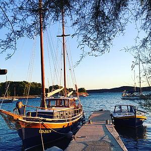 vela, Mar, mar Adriàtica, Moll
