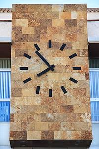 clock, time, murcia
