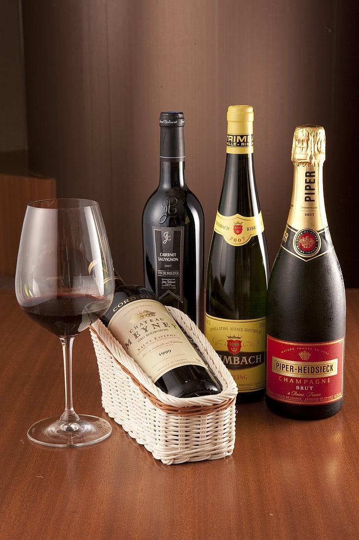 veini, punane vein, veini liigid