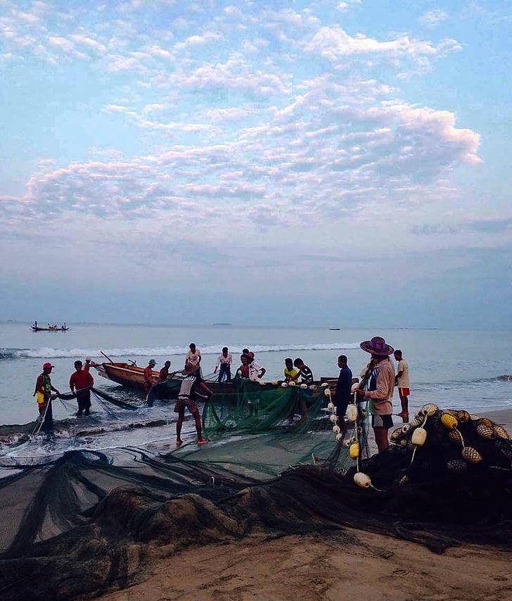 Saigon, tphcm, Agra, viatges, nit, l'exposició, paisatge