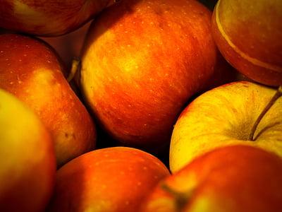яблоко, Боскооп, здоровые, фрукты, красный, Яблоня, вкусный