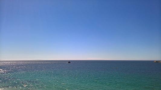Mar, oceà, horitzó, oceà Atlàntic