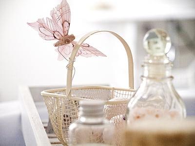 badesalz, lavage, nettoyer, produits cosmétiques naturels, Wellness, Mettez-vous à l'aise, détente