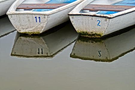 evezős csónak, wellness, többi, egyensúly, helyreállítási, kikapcsolódás, harmónia