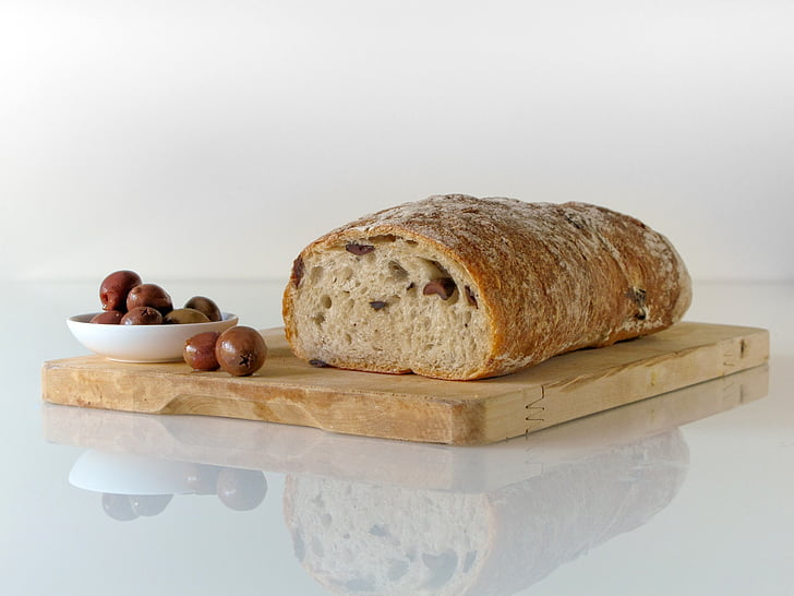 roti, Makanan, zaitun, Mediterania, Toko roti, sehat, Makanan
