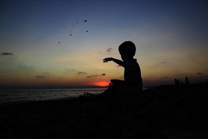 Türgi, kivid, Sea, lapse