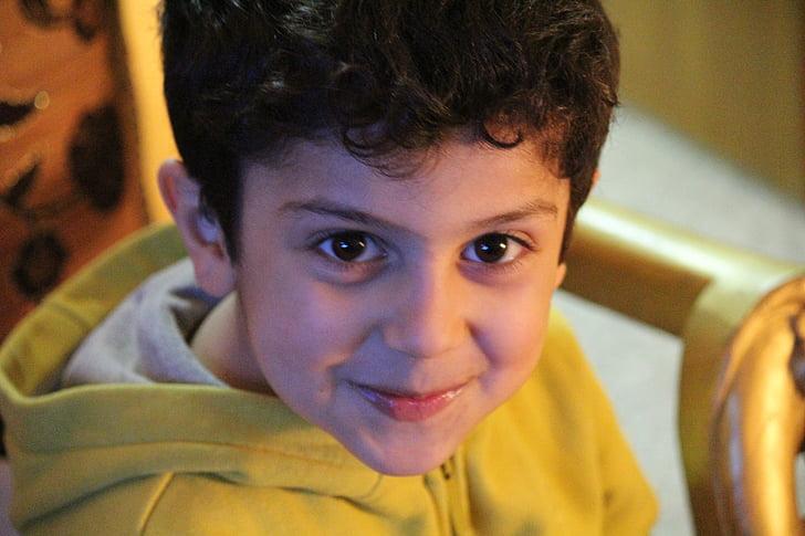 kid, smile, child, happy, smiling, people, children