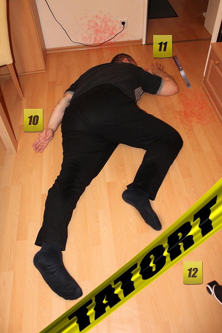 crime scene, crime, blood, capital crimes, discovery, criminal case