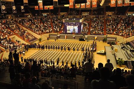 дипломирането, празник, церемония, образование, университет, постижения, диплома