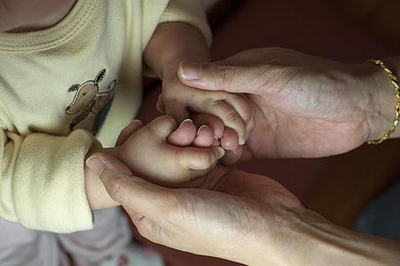 matka a syn, Baby, Ručné, láska, dieťa, rodina, ľudskou rukou