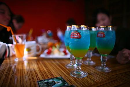 鸡尾酒, 饮料, 活动, 美味, 餐厅