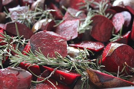 remolatxa vermella, romaní, productes alimentaris, aliments
