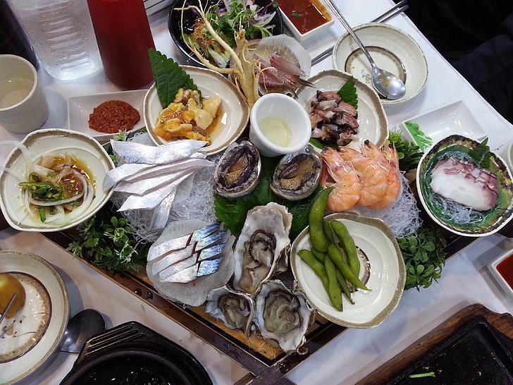 Associació de Jeju-fer casa, temps, restaurants d'illa de Jeju, restaurant de sushi de doble, restaurant Jeju