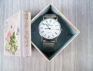 Otseülekanne, aeg, analoog, naiste käekell, nõuanded, tundi, aja mõõtmine