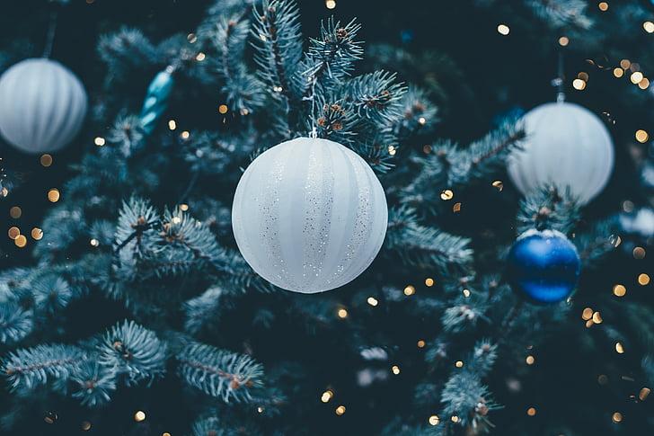 ลูกคริสมาสต์, ตกแต่งคริสต์มาส, เครื่องประดับคริสต์มาส, ต้นคริสต์มาส, ตกแต่ง