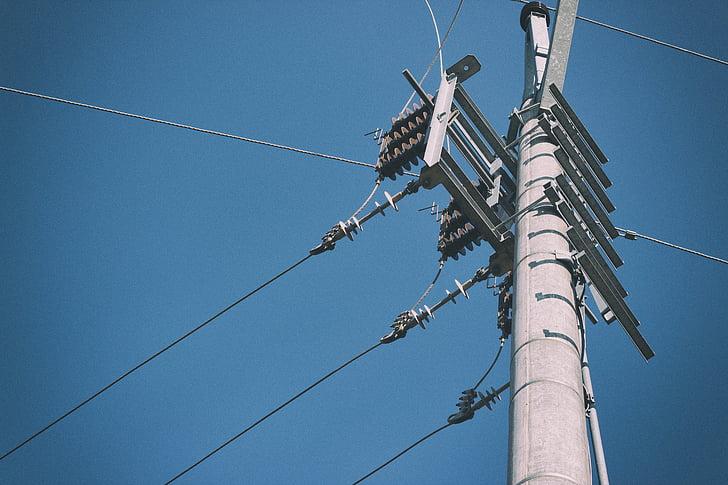 mast, juhtmed, elektrienergia, liini, kaabel, tehnoloogia, elektrienergia siseturgu