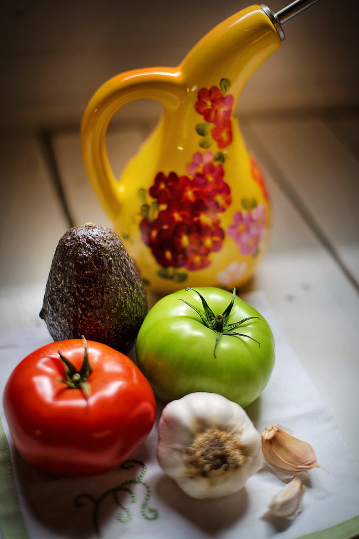 bodegons, Bodegó, verdures, verdures, tomàquets, All, encara