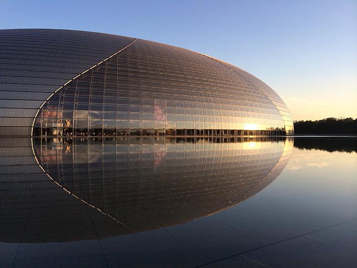 Национальный центр, исполнительских искусств, Пекин